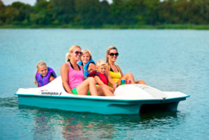 """electric pedal boating Las Vegas'"